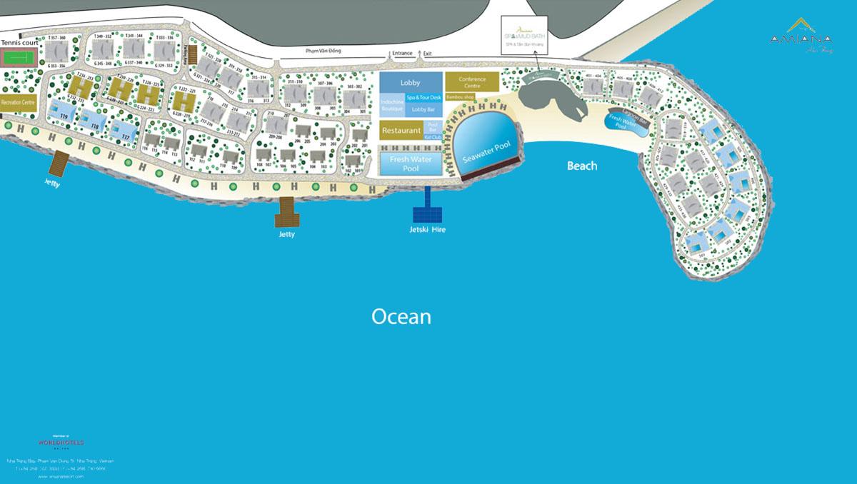 Amiana Resort Nha Trang Reception Venues Vietnam Destination