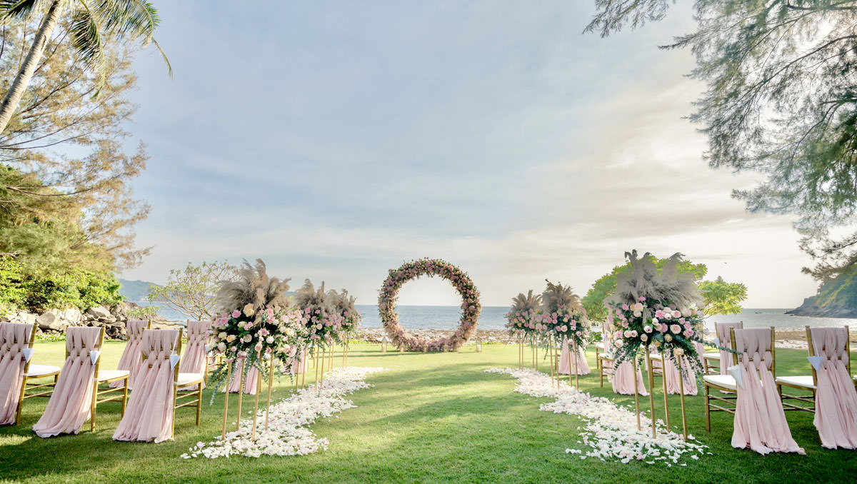The Naka Phuket Thailand Destination Wedding Venues